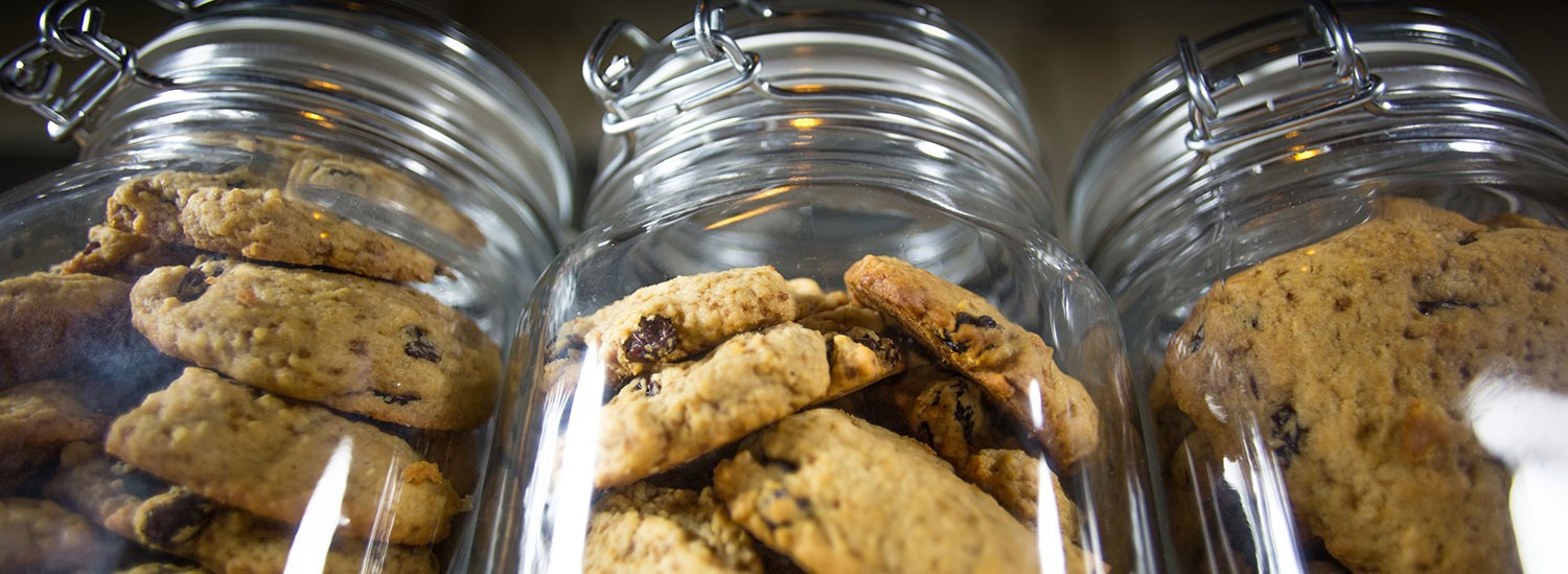 COOKIE POLICY FOR THE LUCKY BUCK CAFE WEBSITE